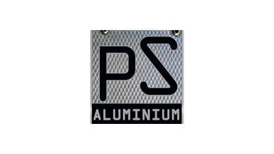 PS Aluminium Logo