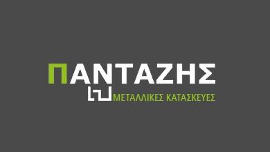 Pantazis Metal Logo