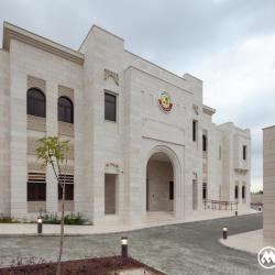 Costas Michaelides Qatar Embassy Building