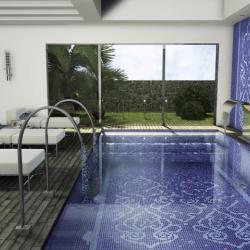 Andreas Polycarpou Swiming Pool Tiles