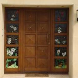 Massif Main Entrance Doors